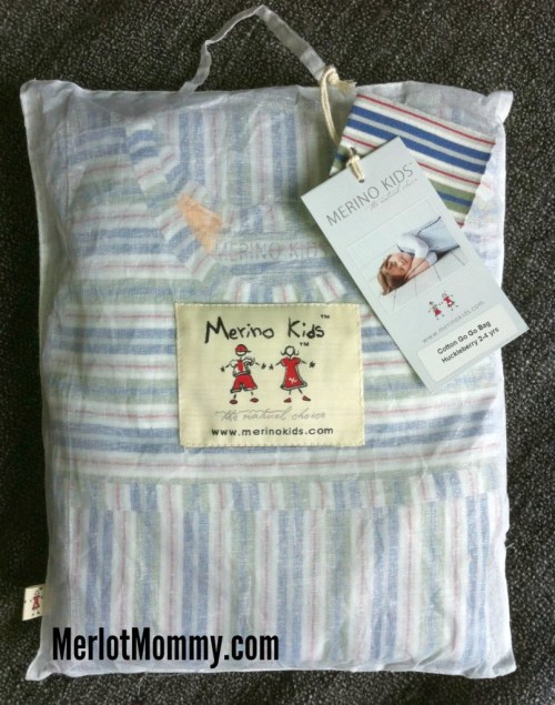 Merino Kids Organic Cotton Sleep Sack {Review}