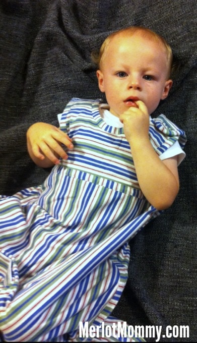 Merino Kids Organic Cotton Sleep Sack {Review}