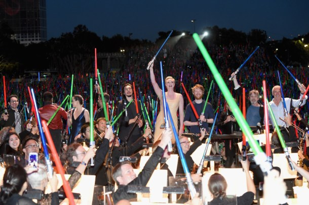 STAR WARS: THE FORCE AWAKENS Comic-Con Reel #StarWars #TheForceAwakens