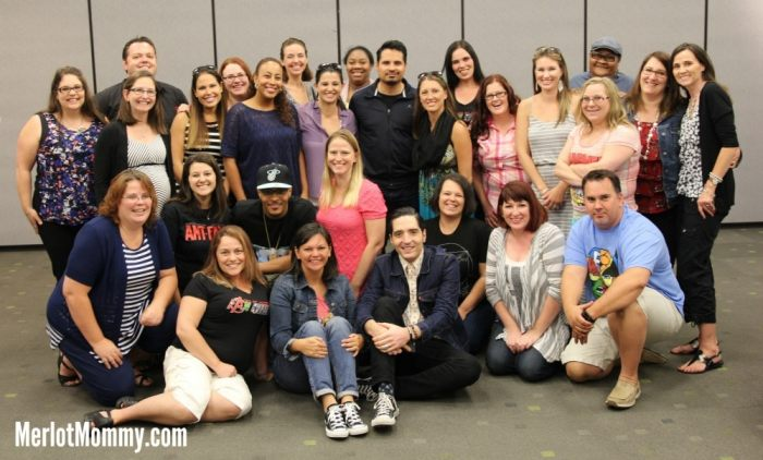 EXCLUSIVE: Michael Peña, T.I., and David Dastmalchian Talk Ant-Man #Antourage #AntManEvent
