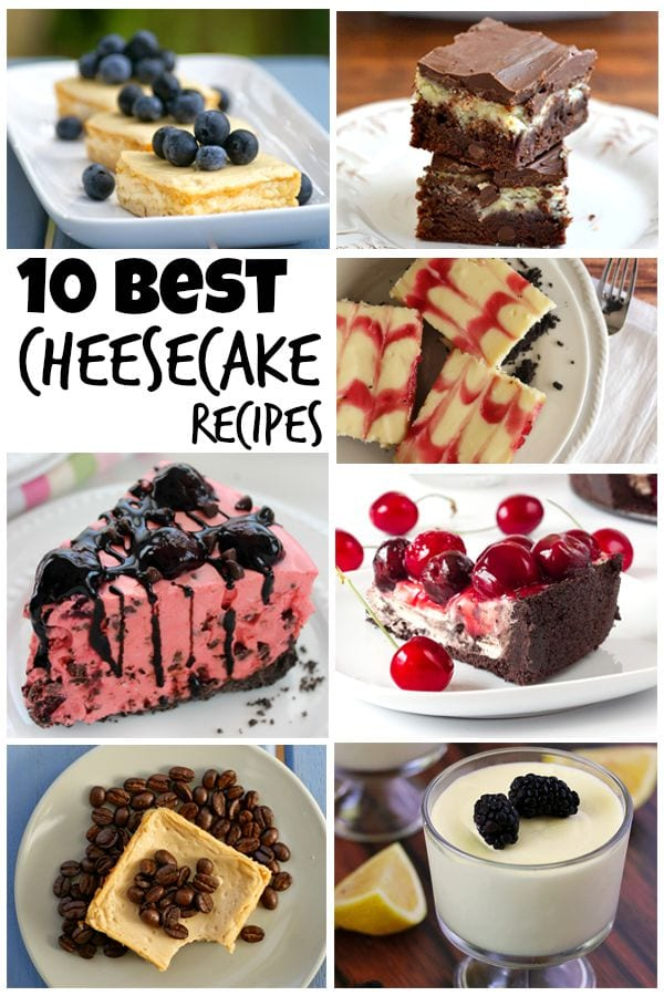 10 Best Cheesecake Recipes for National Cheesecake Day