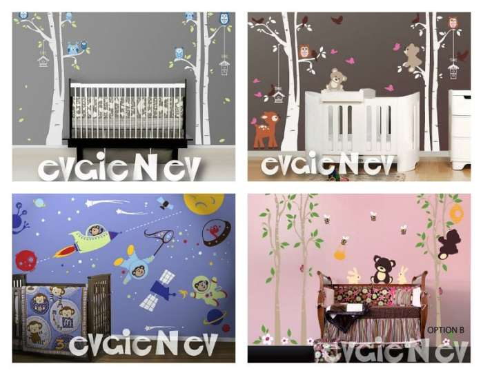 $200 Gift Card to Evgie Wall Decal #Giveaway ends 8/17
