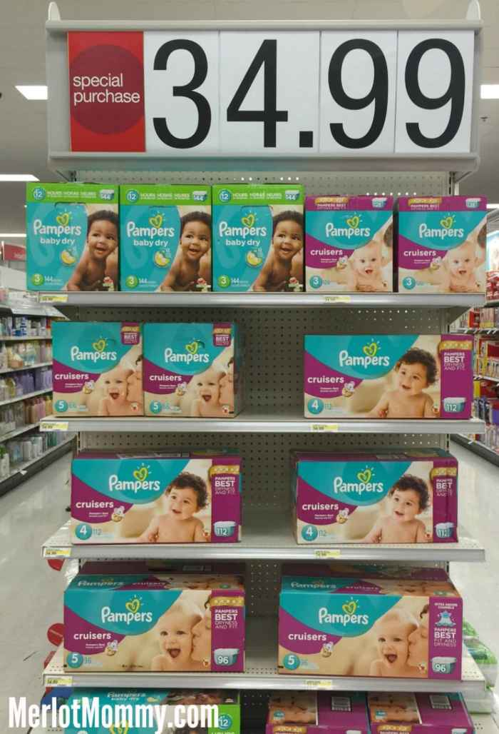 Pampers Cruisers at Target Offer Great Fit and Protection