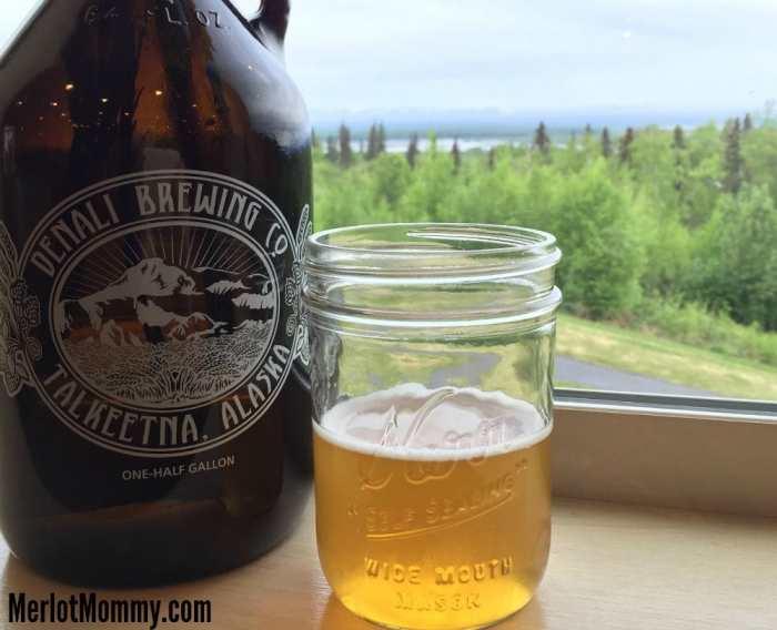 Talkeetna Beer Dinner with Denali Brewing Company at the Talkeetna Alaskan Lodge