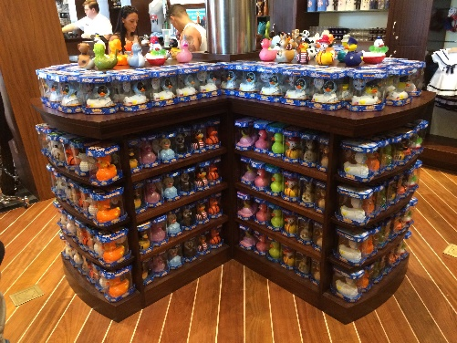 Rubba Ducks Join the Boathouse at Disney Springs + #Giveaway ends 9/1