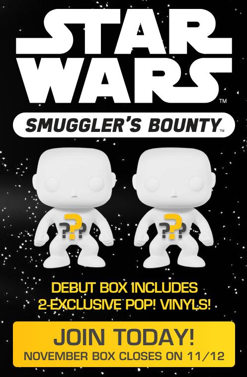 Smuggler's Bounty Star Wars Subscription Box