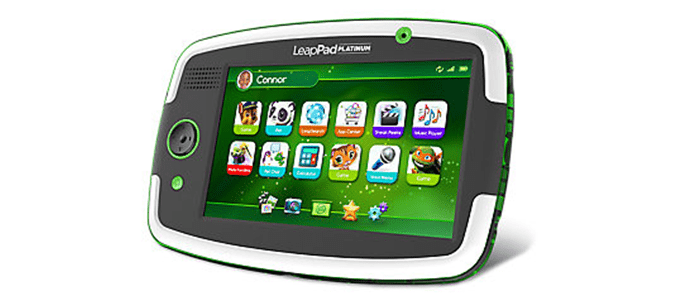 LeapPad Platinum and Imagicard Encourage Learning and Play