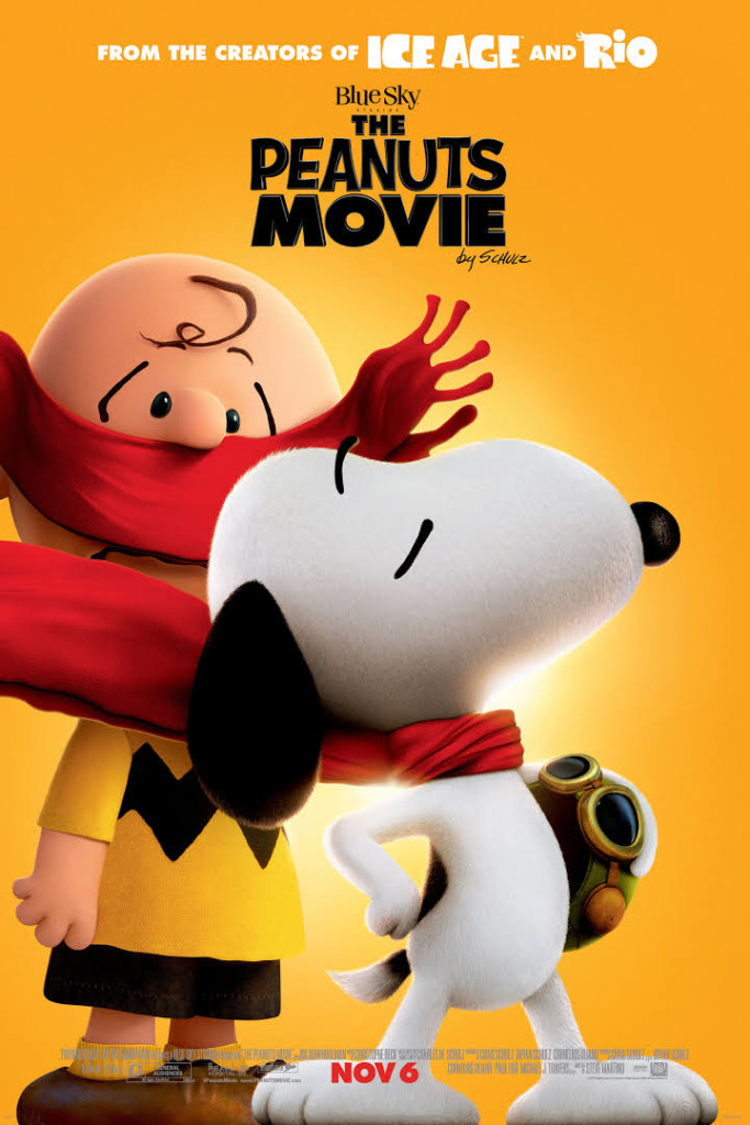 Enter to Win 4 Tickets to See an Early Screening of the New The #PeanutsMovie in Portland on 11/1