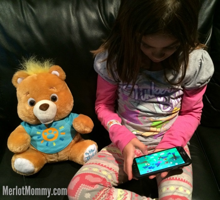My Friend Teddy + #Giveaway ends 11/30