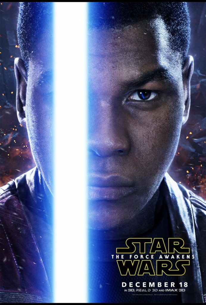First Look: New STAR WARS: THE FORCE AWAKENS Character Posters