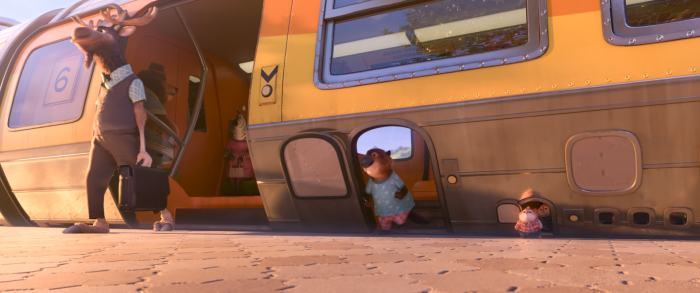 """First Look: Disney's ZOOTOPIA New Trailer Featuring Shakira's New Song """"Try Everything"""""""