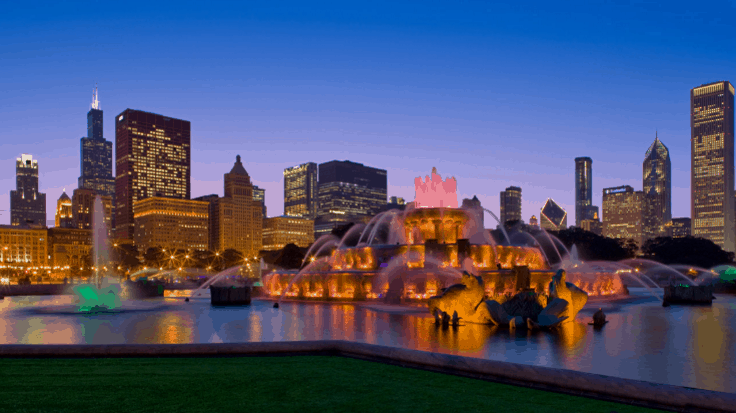 Enjoy a Winter Stay-cation at the Hyatt Regency McCormick Place in Chicago