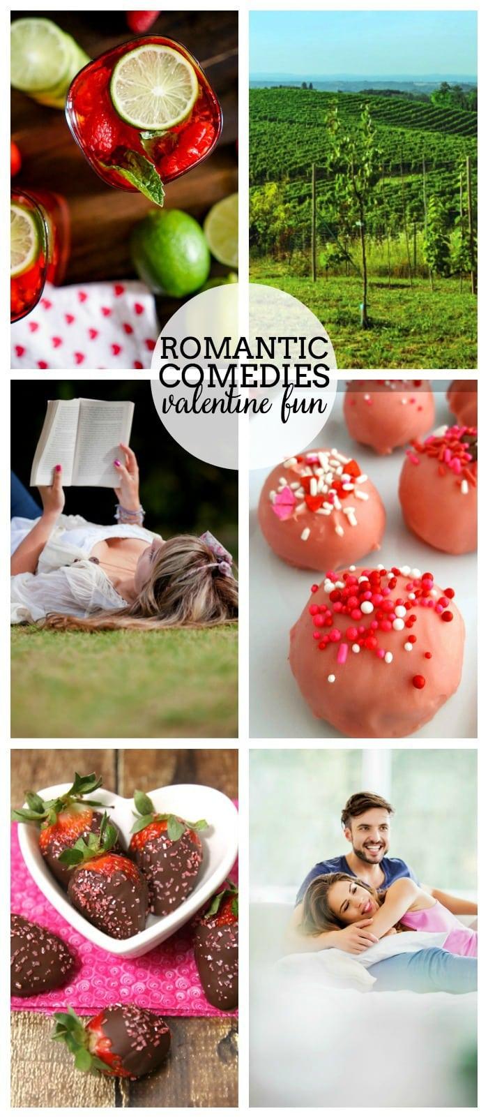 Celebrate Your Love of Romantic Comedies