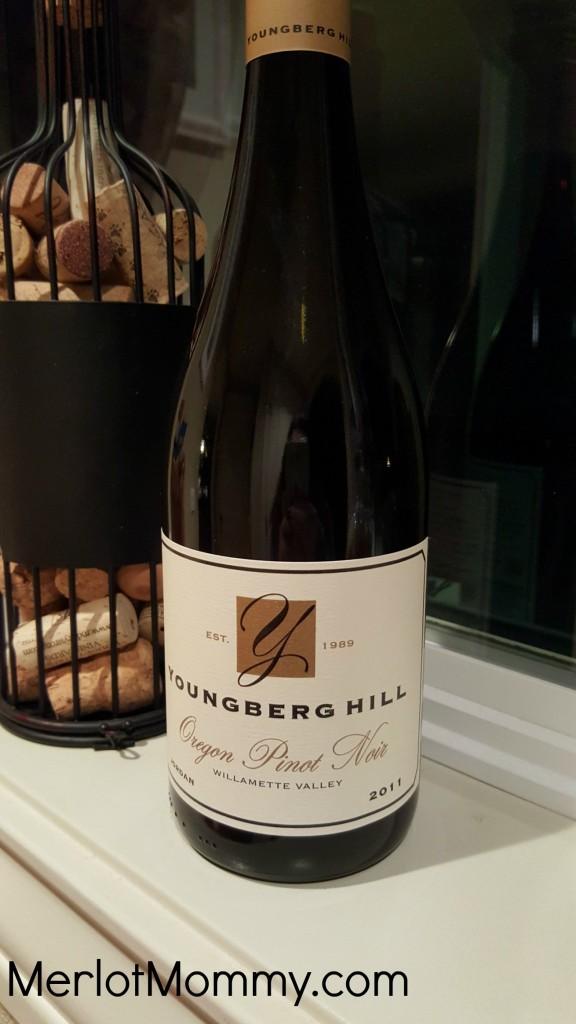Youngberg Hill 2011 Jordan Pinot Noir