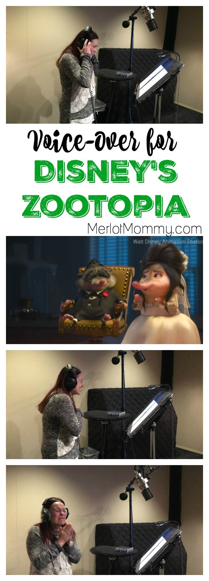 That One Time I Was Voice Actor for Disney's Zootopia