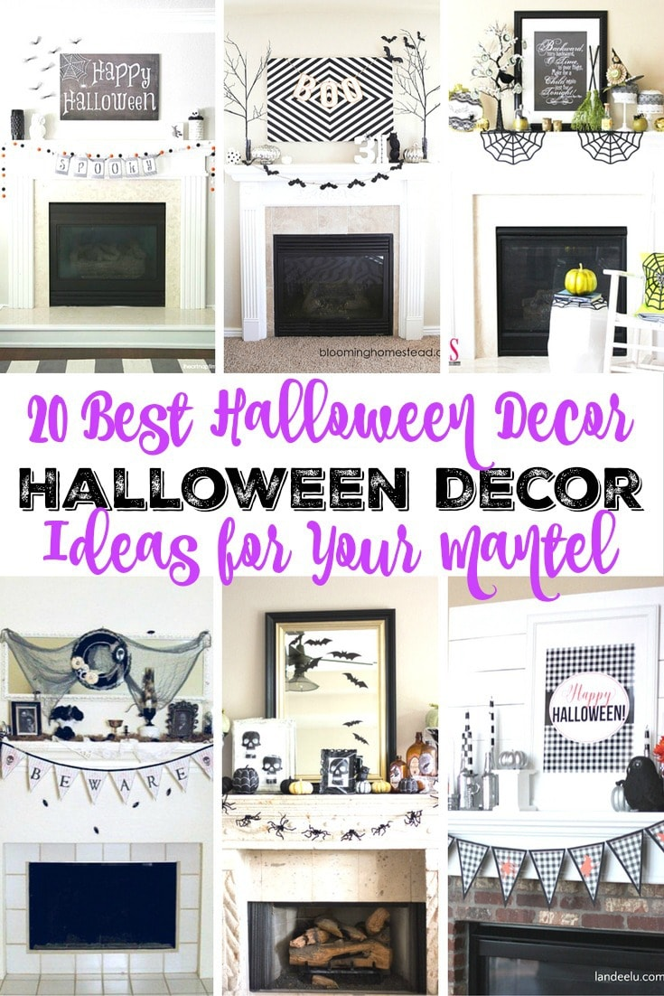 Ideas for Your Mantel