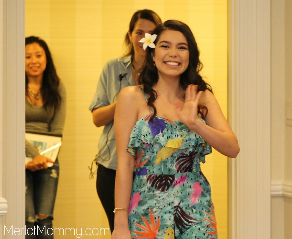 13 Things to Know About Auli'i Cravalho and Why Moana Calls Her - interview