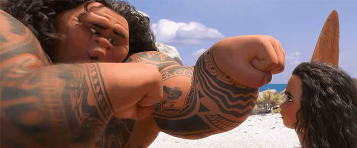 Image result for you're welcome moana