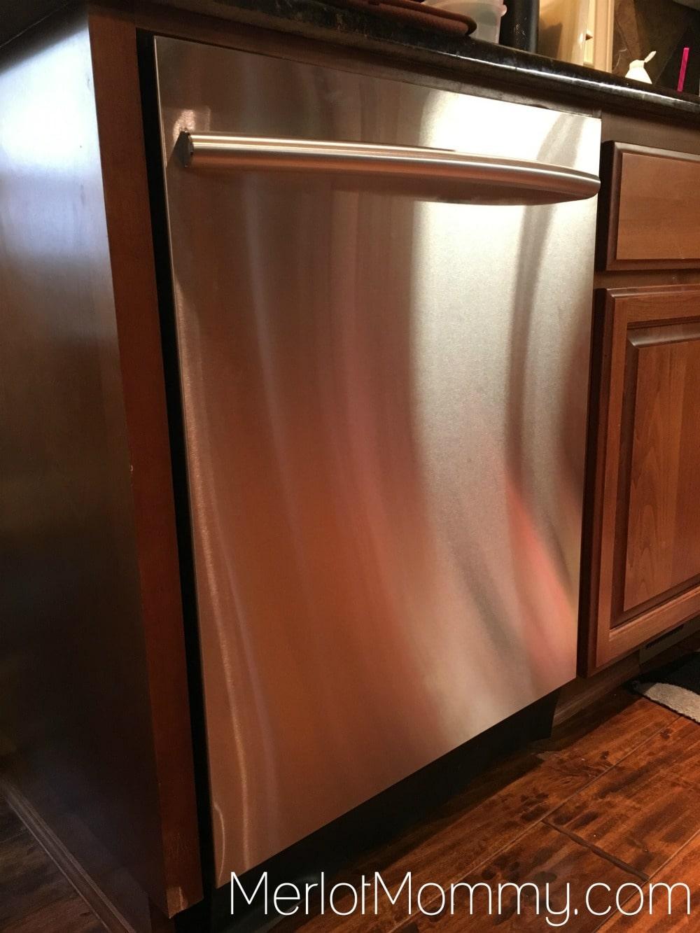 Stainless Steel Samsung StormWash 7050 Dishwasher at Best Buy