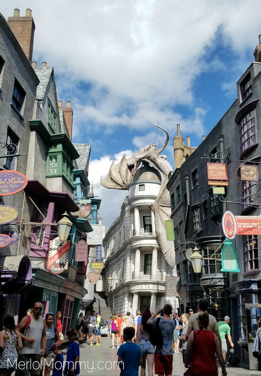 The Wizarding World of Harry Potter at Universal Studios Florida, The Best Rides for Teens at Universal Orlando Resort
