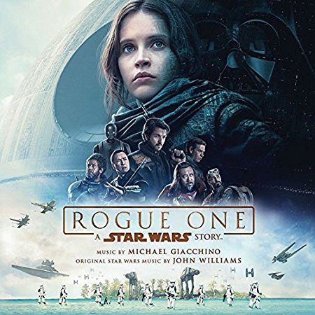 Rogue One: A Star Wars Story audio cd