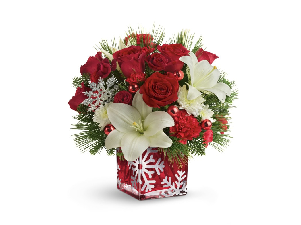 Send Teleflora for the Holidays