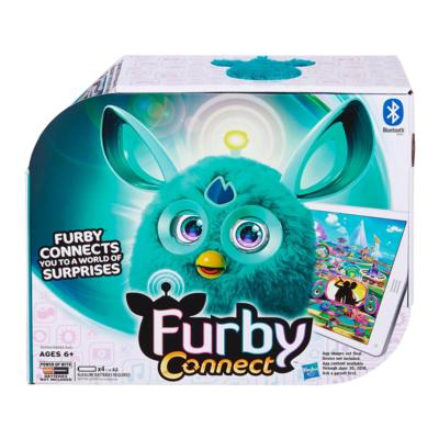 Furby Connect - Hot Holiday Toy package