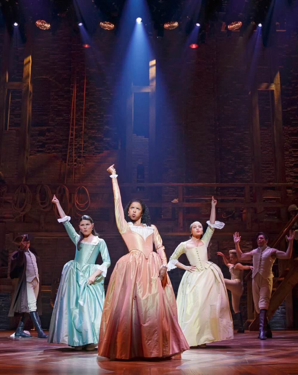 HAMILTON to join the 2017-2018 Broadway in Portland Season