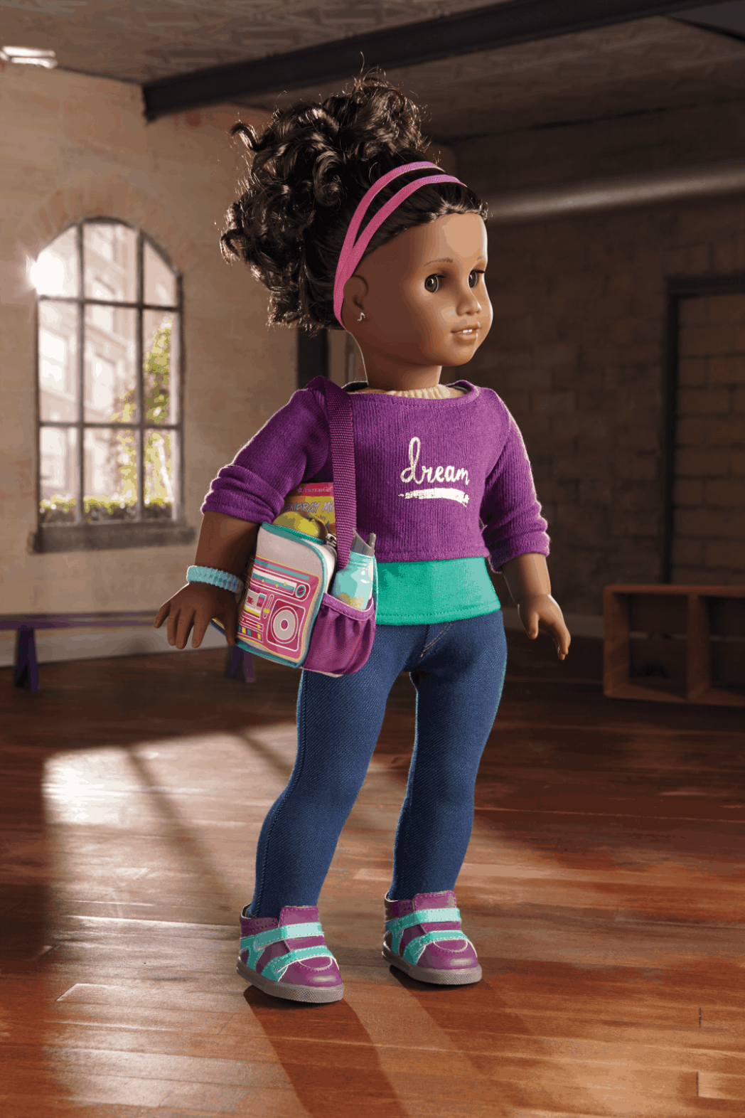 Meet Gabriela the American Girl 2017 Girl of the Year