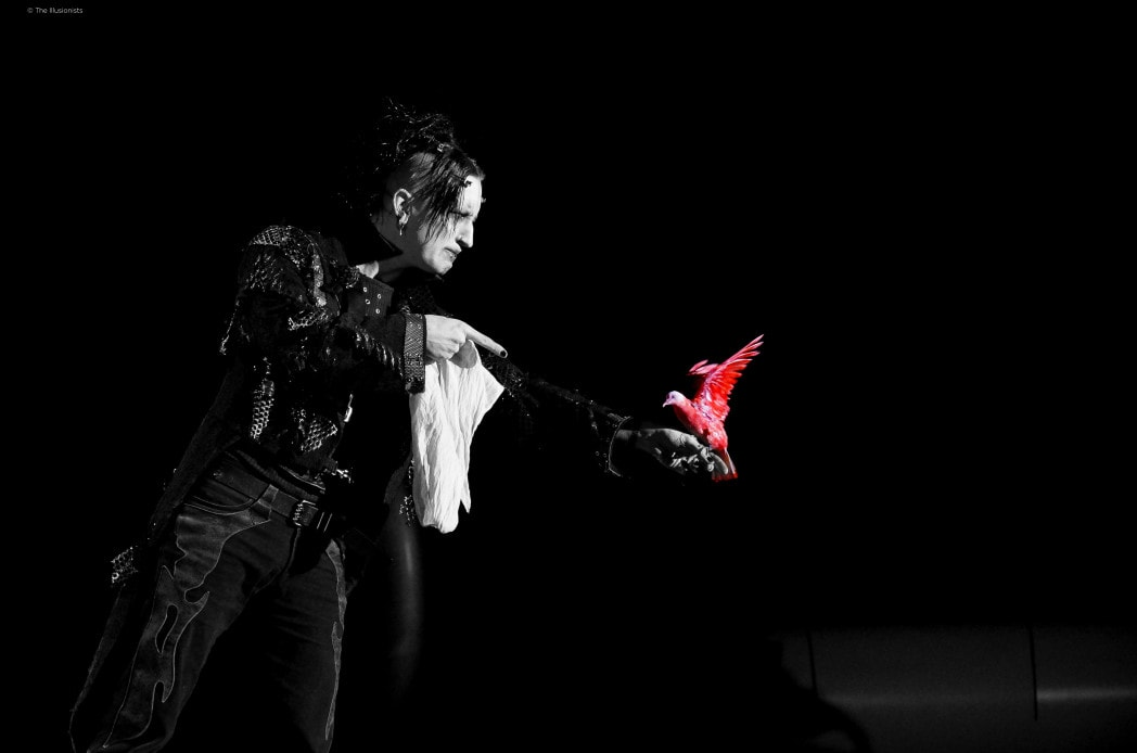 The Illusionists Will Dazzle and Mesmerize Dan Sperry The Anti-Conjuror