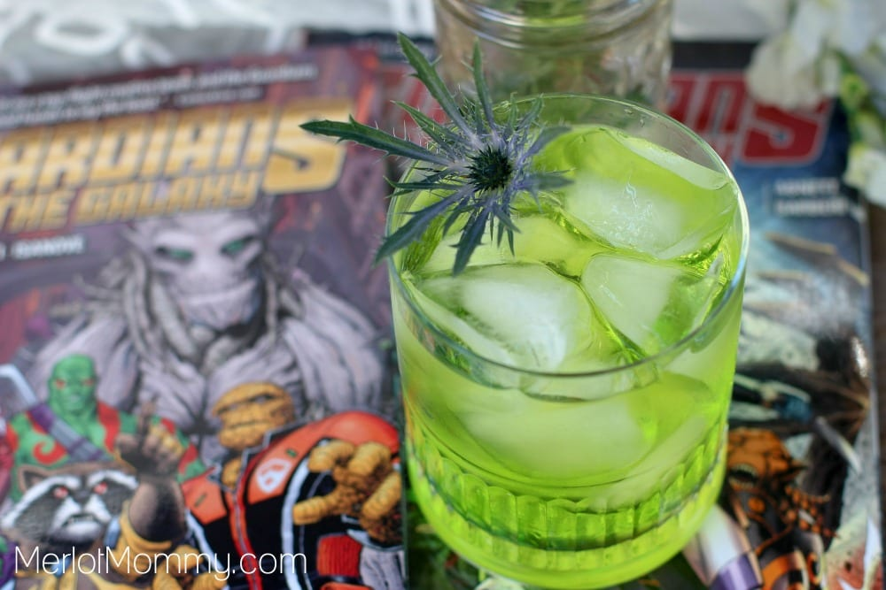 Baby Groot Cocktail