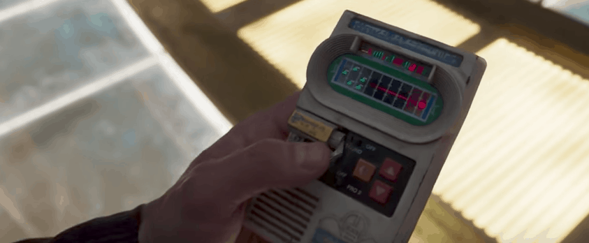 Guardians of the Galaxy Vol. 2 Easter Eggs and Cameos Mattel Football