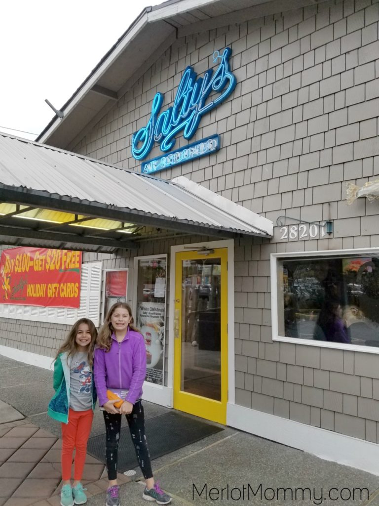 Seattle Southside Dining at Salty's Redondo Beach