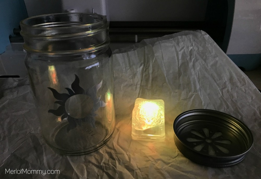 DIY Disney's Tangled Lantern