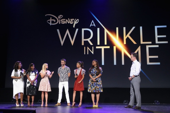 A Wrinkle in Time - Upcoming Disney, Marvel Studios, and LucasFilm Live-Action Films - D23 Expo Recap