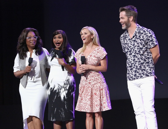A Wrinkle in Time -Upcoming Disney, Marvel Studios, and LucasFilm Live-Action Films - D23 Expo Recap