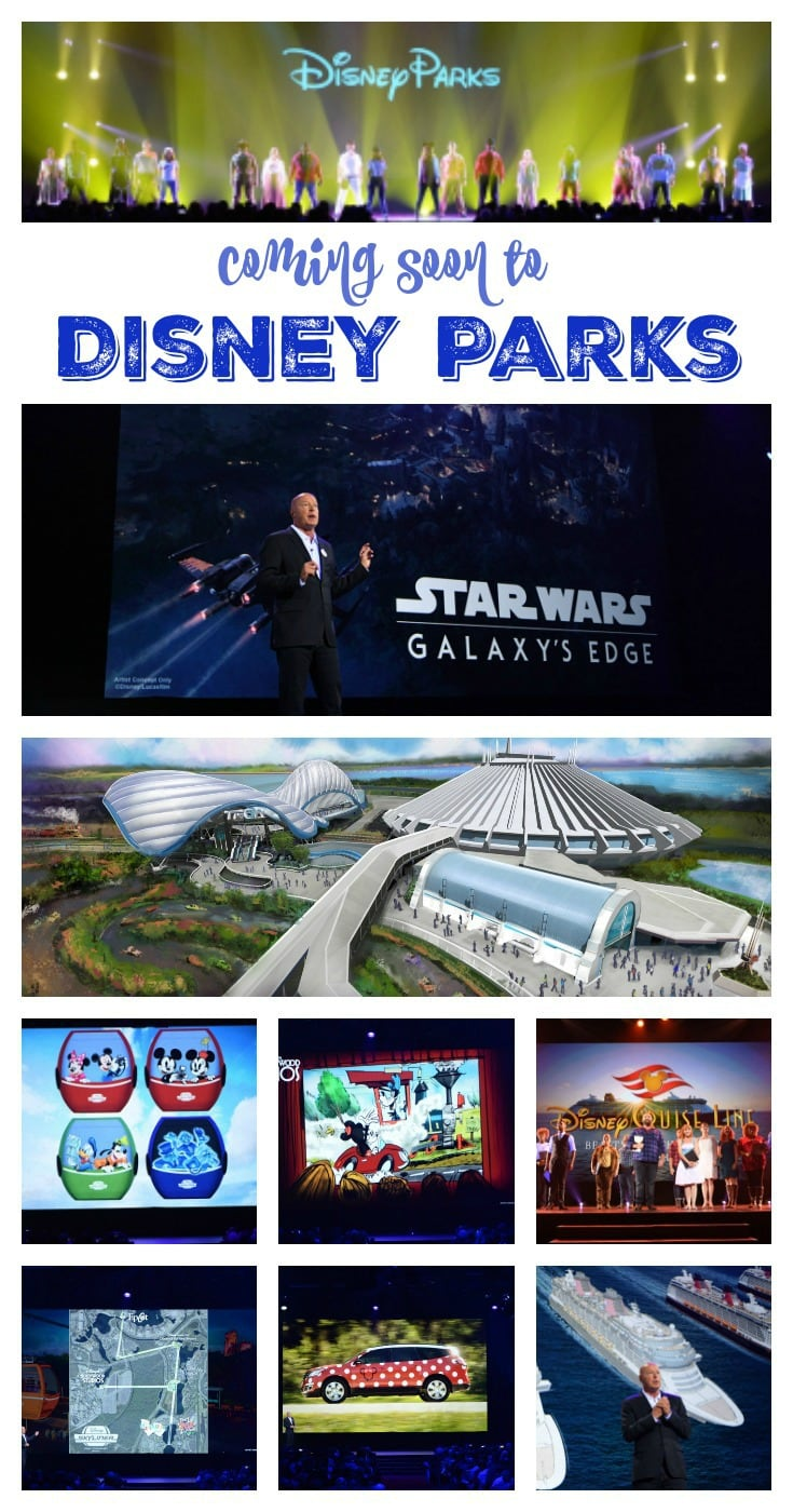 The Future of Walt Disney Parks and Resorts - D23 Expo Recap