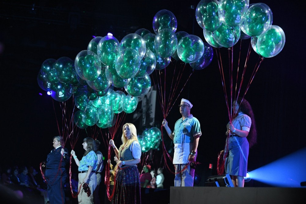 The Future of Walt Disney Parks and Resorts - D23 Expo Recap Green Balloons