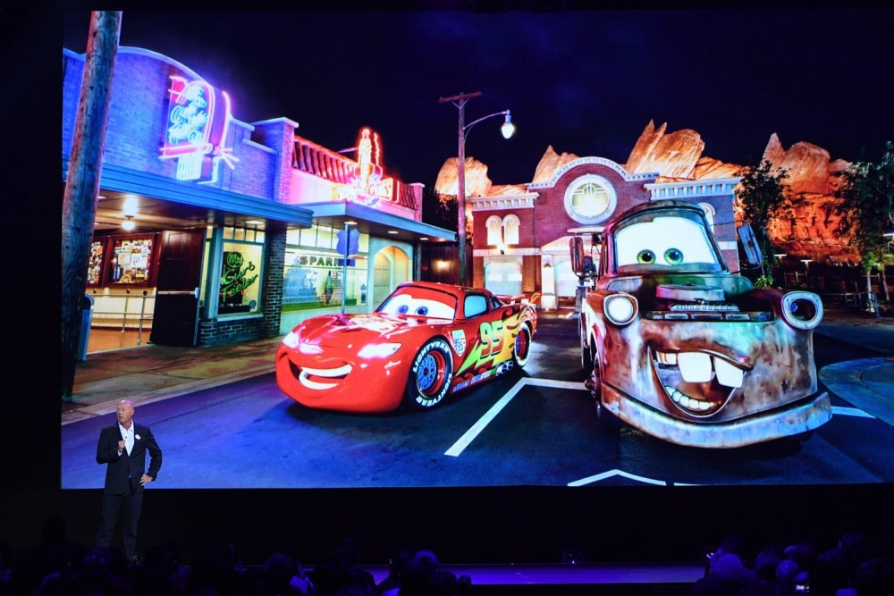 The Future of Walt Disney Parks and Resorts - D23 Expo Recap Pixar Fest
