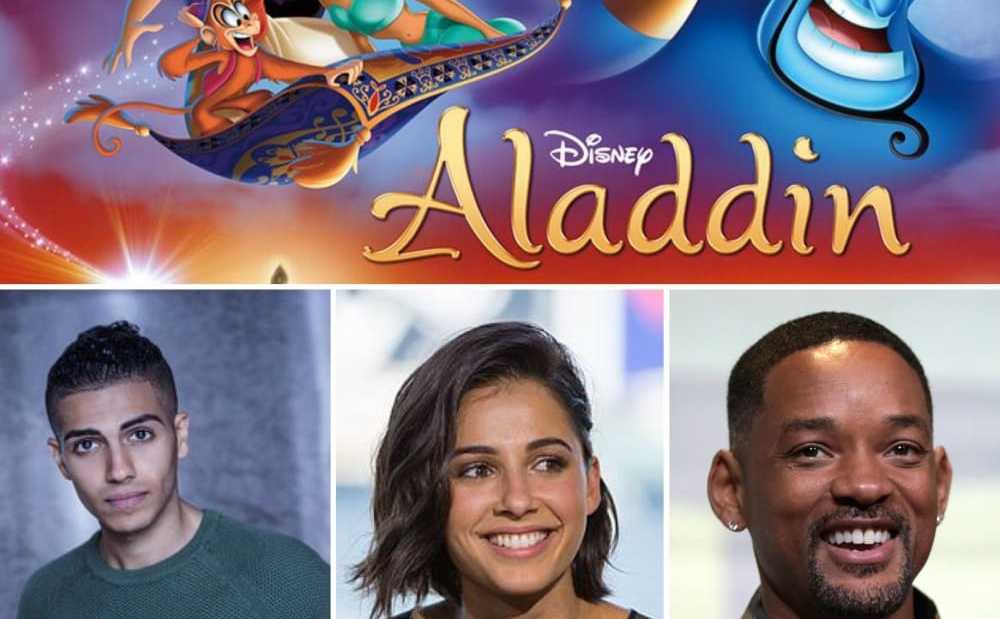 Upcoming Disney, Marvel Studios, and LucasFilm Live-Action Films - D23 Expo Recap - Mulan