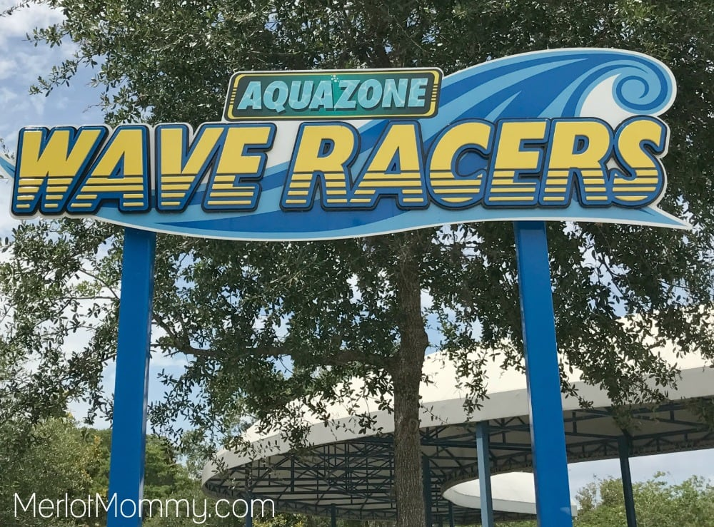Top 5 LEGOLAND Florida Activities for Tweens and Teens - Aqua Zone Wave Racer