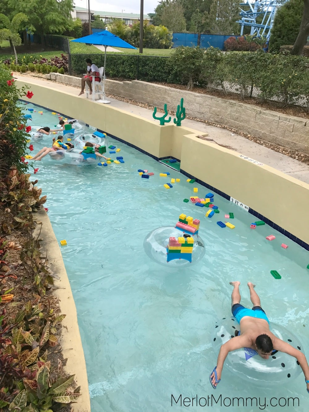 Top 5 LEGOLAND Florida Activities for Tweens and Teens - Lazy River