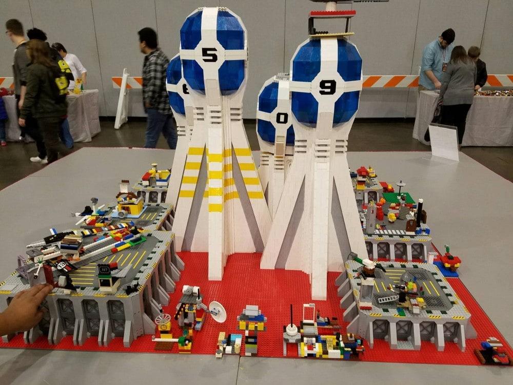 LEGO Brick Fest Portland