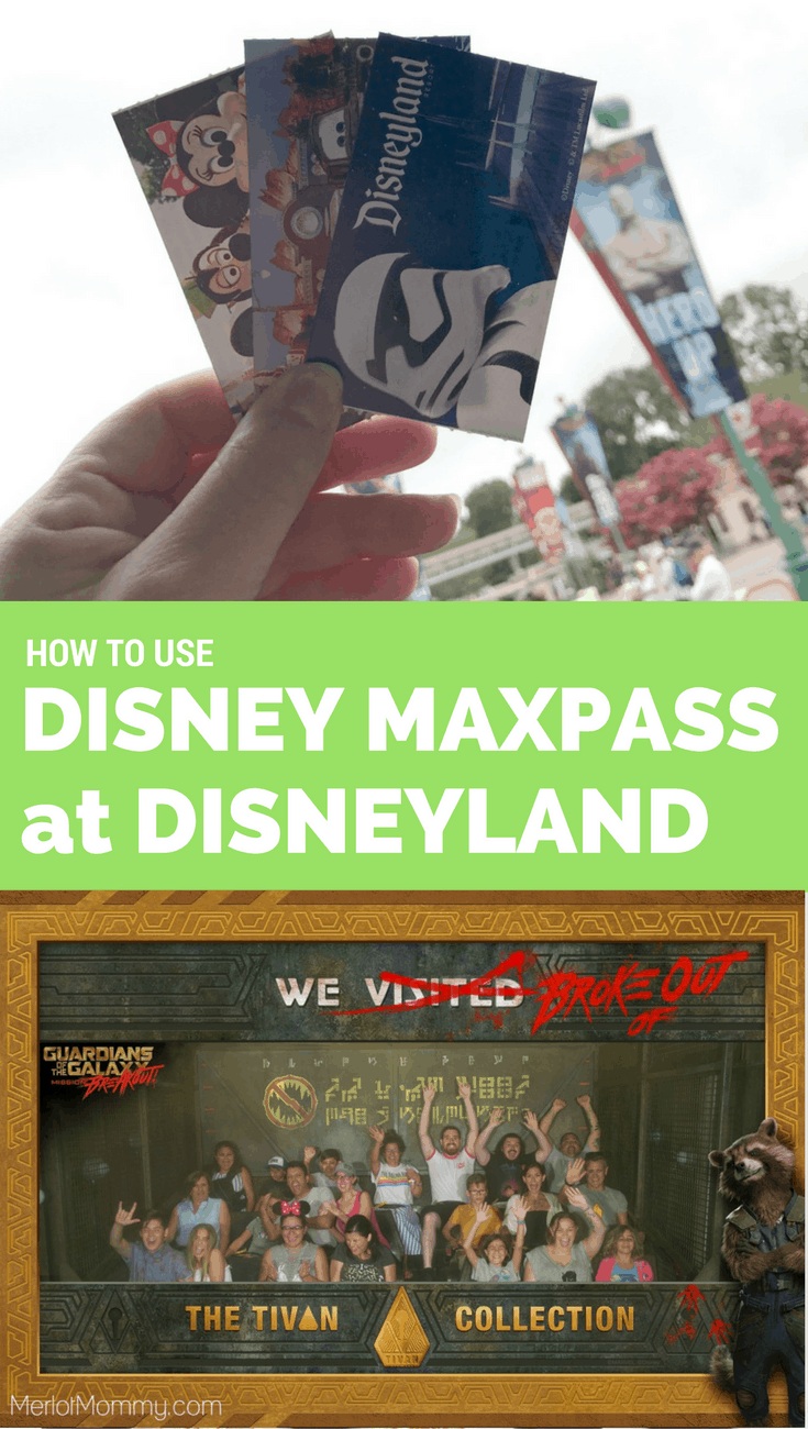 How to Use Disney MaxPass at Disneyland