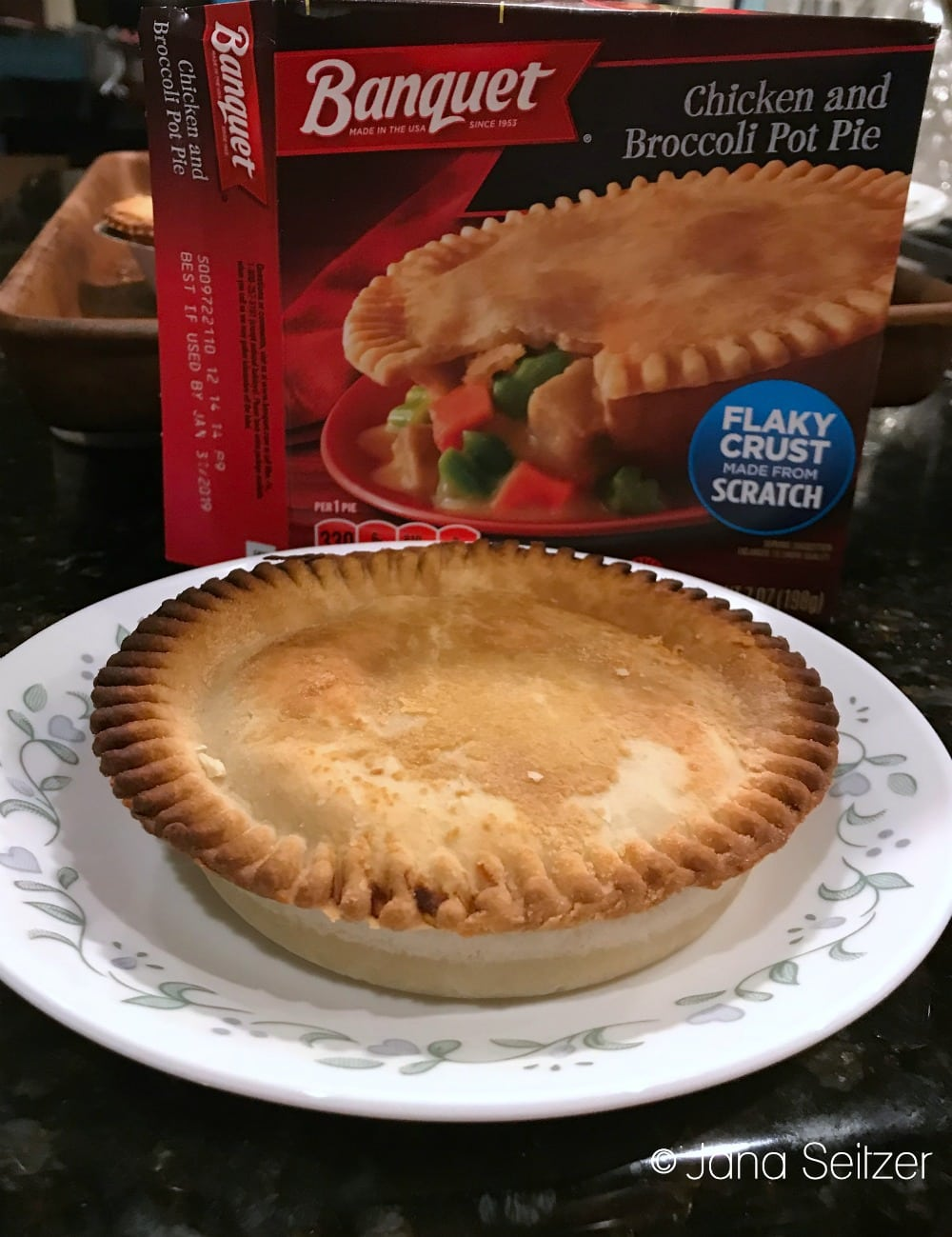 Celebrate Fall with Banquet Pot Pies