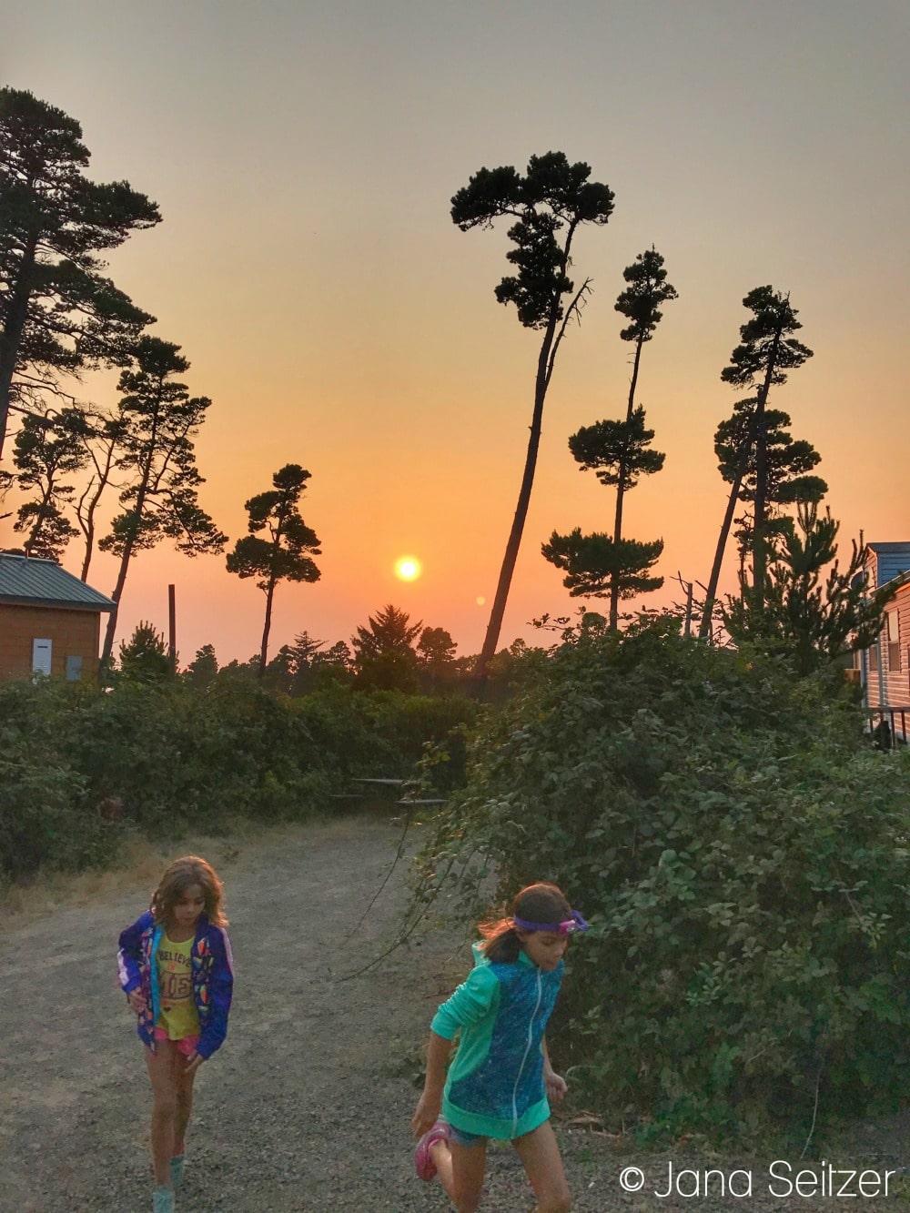 Family Camping Creates Lasting Memories at the Oregon Coast