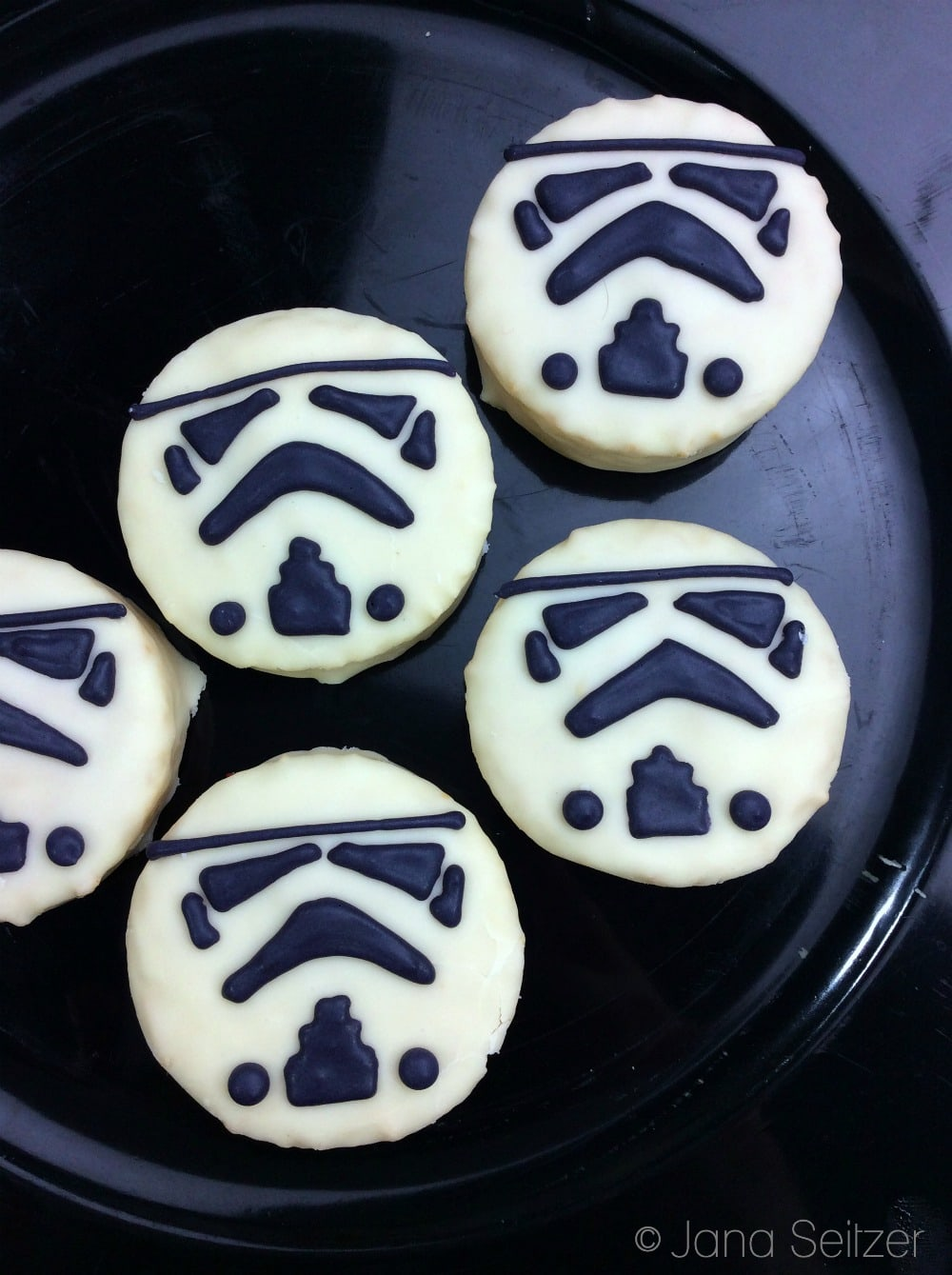 Star Wars Stormtrooper Treats