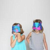 Kids Craft Camp: Animal Unit