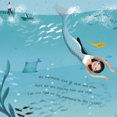 Mermaid Fi Design And Illustration For All Mermaids