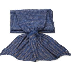 Aquarius Blanket Navy 3